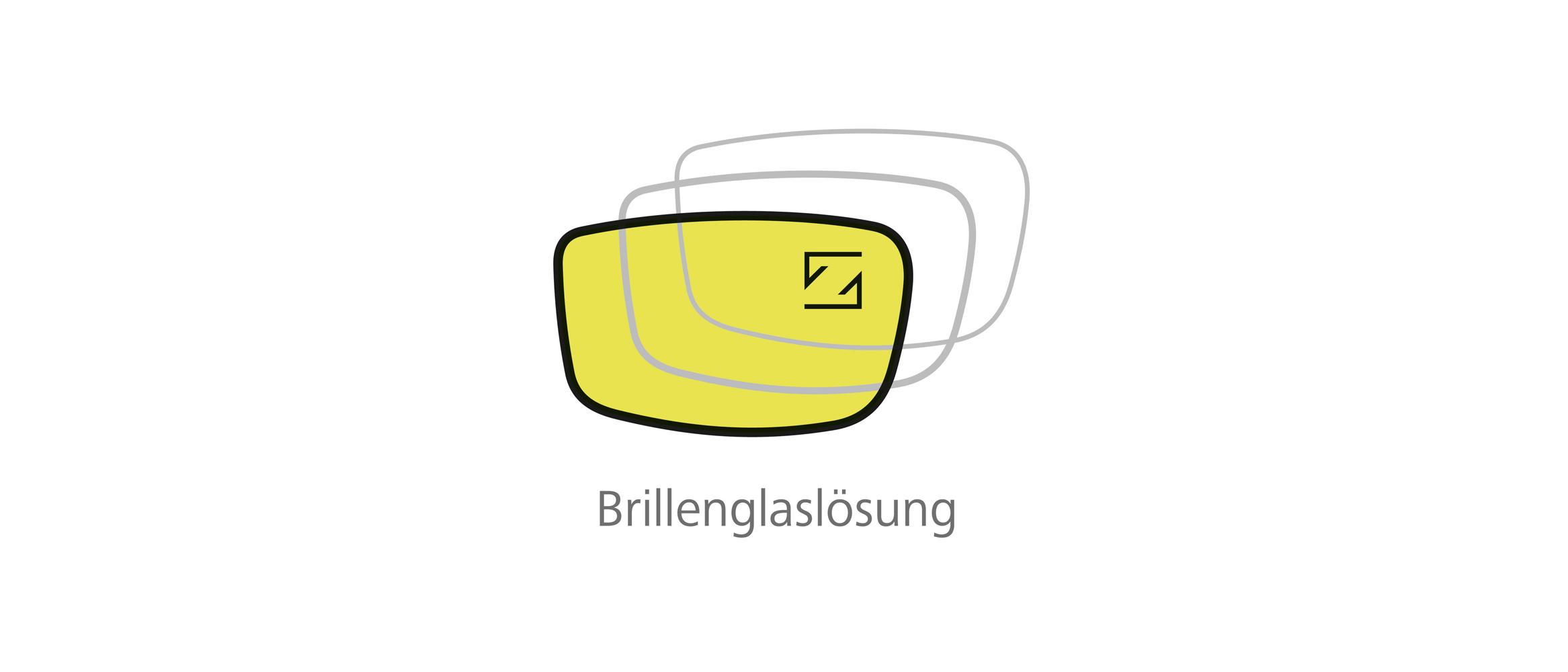 Brillenglaslösung