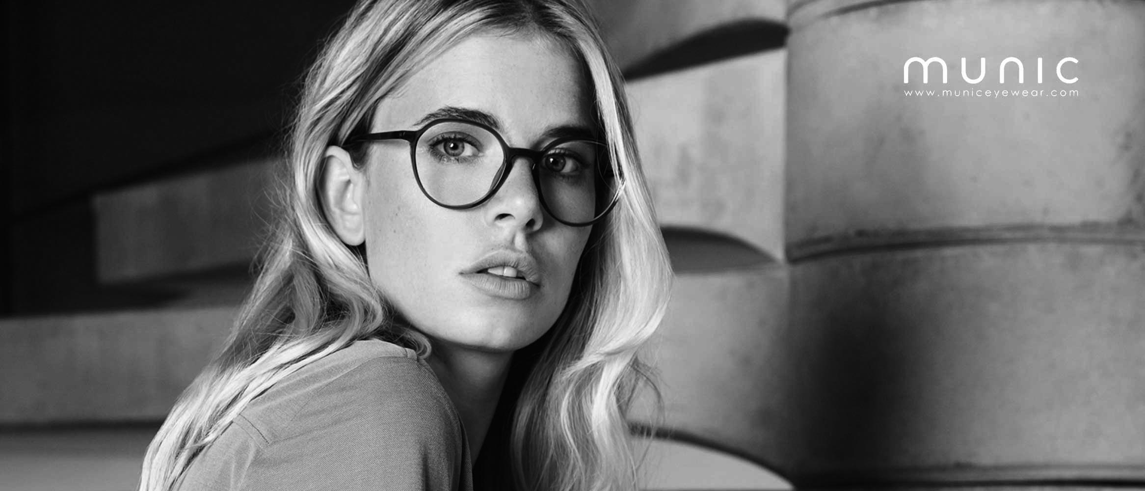 stylische Brillen von munic eyewear bei optik ganz in Krumbach